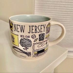 Starbucks mug/cup New Jersey